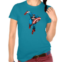 Captain America run t-shirts