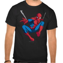 Spider Man Leap Color T-Shirt